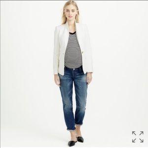 J. Crew Maternity Jeans